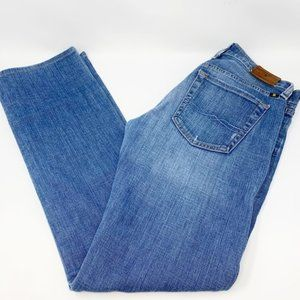 Lucky Brand Sienna Tomboy Low Rise Jeans Y2K 90's